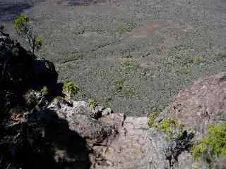 De la plaine des remparts la plaine des sables par le plateau des basaltes - Dormir tete au sud est ...