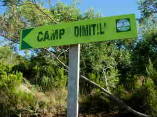 Vers le Camp Dimitil'